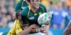 View: Key moments: Wallabies v Springboks