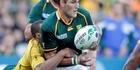View: Key moments: Wallabies v Springboks