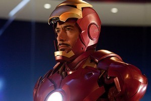 Robert Downey Jr in Iron Man 2. Photo / Supplied