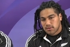 All Blacks players respond to questions about the pressure of the upcoming semi-final match against Australia and discuss why the match will be a good challenge for the team.