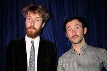 James Milne and Mike Fabulous are Fabulous/Arabia. Photo / Jenna Todd