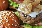 Mini burgers are a great party nibble. Photo / Thinkstock