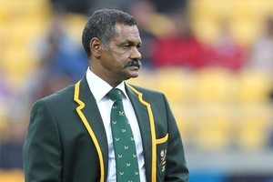 Peter de Villiers. Photo / Paul Estcourt