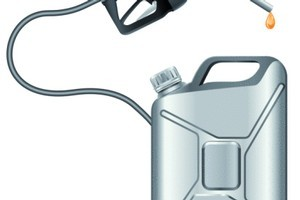 A teenager was badly burnt as he was legitimately siphoning petrol, police say. Photo / Thinkstock