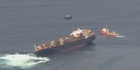 Watch: Raw video: Rena shipwreck from the air
