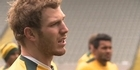 Watch: Rugby World Cup: Wallabies gear up for semi-final