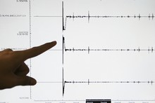A 7.3-magnitude quake struck near the Kermadec islands this morning. File photo / Getty Images