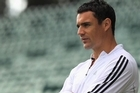 Injured All Black first-five Dan Carter talks about his Cup-ending injury, surgery and how he got back into the Rugby World Cup spirit.