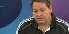 Watch: Hansen talks about 'relaxed' All Black behaviour