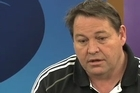 Assistant All Blacks coach Steve Hansen comments on the team's relaxed behaviour and Sonny Bill Williams' yellow card.