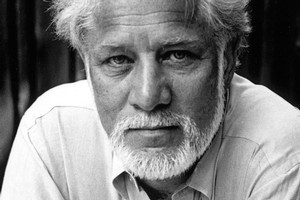 Michael Ondaatje says he likes to re-read classic books. Photo / Jeff Nolte