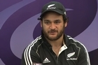 Piri Weepu, Cory Jane, Israel Dagg and Ma'a Nonu talk about this weekend's Rugby World Cup final against France.