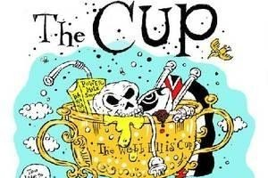 Book cover of The Cup. Photo / Supplied