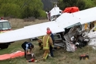 The Cessna Skyhawk came down near Arrowtown yesterday afternoon. Photo / Getty Images