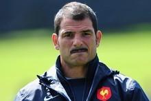 France coach Marc Lievremont. Photo / Getty Images
