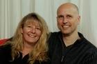 Jill and Simon Darcey. Photo / Brett Phibbs