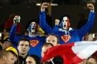 Commentators wonder at Les Bleus' win against spirited Welsh 'red devils'. Photo / Dean Purcell
