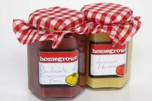 Zino's Old Fashioned jams. Photo / Supplied