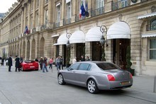 Most of the 500 staff will be laid off during the refurbishment of the Paris Ritz. Photo / Supplied