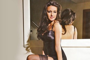 Michelle Keegan who plays Tina McIntyre in Coronation Street. Photo / Supplied
