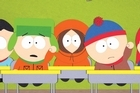 Kyle, Kenny and Stan in South Park. Photo / Supplied