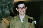 Cpl. Gilad Schalit, who was captured by militants in Gaza during a cross-border raid on June 25, 2006. Photo / AP