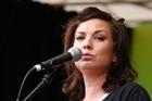 Singer Hollie Smith. Photo / Herald on Sunday