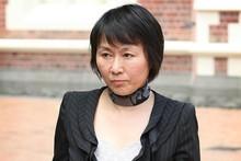 Bankrupt businesswoman May Wang  Photo / Greg Bowker