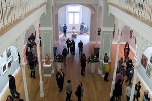 Venues such as the Auckland Art Gallery depend heavily on temporary exhibitions to lure visitors. Photo / Supplied