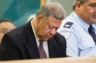 Former Cabinet Minister Taito Phillip Field during his sentencing on bribery and corruption charges at the Auckland High Court in 2009. Photo / Paul Estcourt
