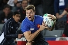 Vincent Clerc says the difficulty in taking on the All Blacks seems to bring out France's self-belief more than with lesser sides. Photo / Greg Bowker