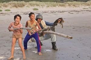 The Takia Waititi film Boy. Photo / Supplied