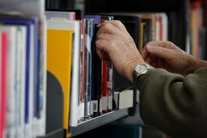 The plan to charge $2 for adult novels has been shelved. Photo / Christine Cornege