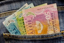 Changing your money to another currency at the airport is going to leave you out of pocket. Photo / Kenny Rodger