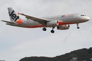 Jetstar allows unaccompanied 11-year-old on plane, then boots him off at the last minute. Photo / Mark Mitchell