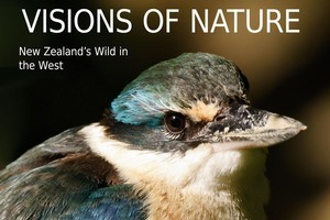 Book cover of Visions of Nature: New Zealand's Wild in the West. Photo / New Zealand Herald