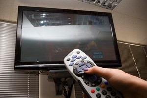 Sky TV shares drop 4.4% after pay-TV operator says 2012 profit won't meet estimates. Photo / Dean Purcell