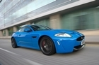 Jaguar XKR-S (above) was judged Best Sports Car while the Jaguar E-type was named Most Iconic Car of the Past 50 Years. Photo / Supplied