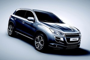 Peugeot 4008. Photo / Supplied