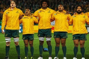 Can we embrace the tournament even if someone else, like Robbie Deans' Wallabies, triumph?