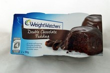 WeightWatchers double chocolate pudding. Photo / Supplied