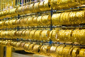 Dubai's gold souk is one of the largest markets for the precious metal in the world. Photo / Creative Commons image by Flickr user Joi Ito
