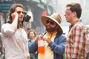 The Hangover sequel is facing more legal trouble. Photo / Supplied