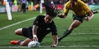 View: Key moments: All Blacks v Wallabies