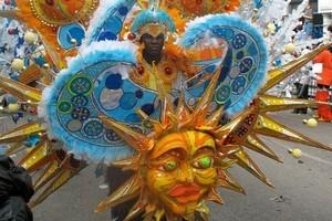 Junkanoo festival, Bahamas. Photo / Wikimedia Commons image posted by user RealJunkanoo