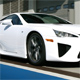 Lexus LFA. Photo / Supplied