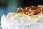 Banoffee pavlova. Photo / Supplied
