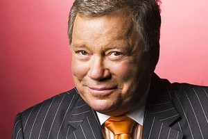 William Shatner has covered Queen's Bohemian Rhapsody. Photo / Supplied