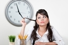 According to researchers, having too much time on your hands can be just as stressful as too little. Photo / Thinkstock
