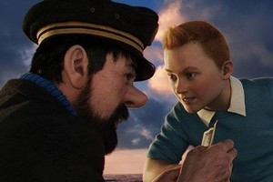 Tintin heirs are cracking down on Tintin copyright infringements. Photo / Facebook